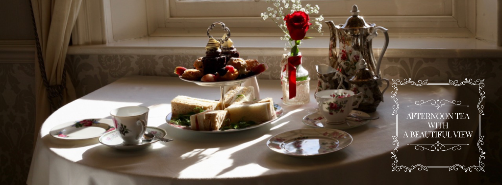 AFTERNOON TEA AND LIGHT LUNCHES